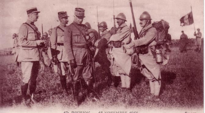1564/13 novembre 1918