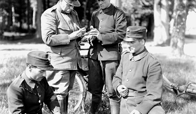 1554/3 novembre 1918