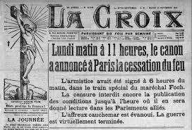 1562/11 novembre 1918: signature de l'armistice