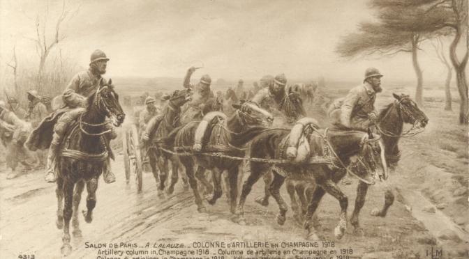 1524/4 octobre 1918: Reims dans la guerre en 1918