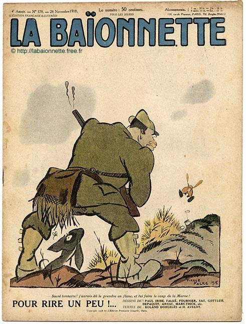 1579/28 novembre 1918: GuillaumeII abdique