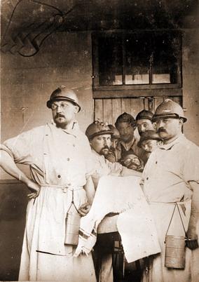 1592/11 décembre 1918