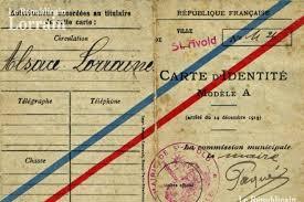 1595/14 décembre 1918: des critères de pureté raciale pour les Alsaciens