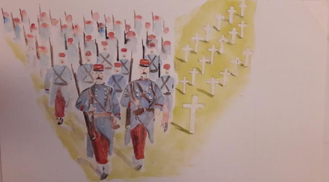 1612/1 janvier 1919: Au revoir, c'est fini