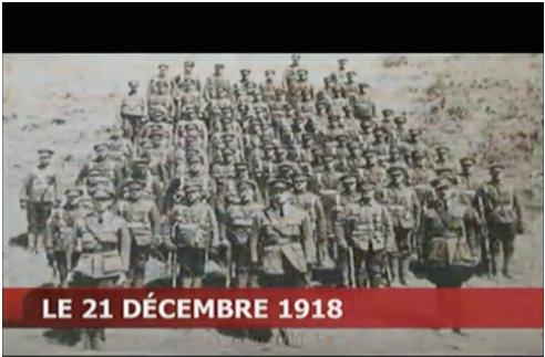 1602/21 décembre 1918: la mutinerie de Victoria (Colombie-britannique)
