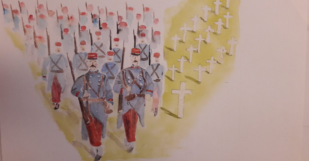 1914-1918: Reims dans la Grande Guerre