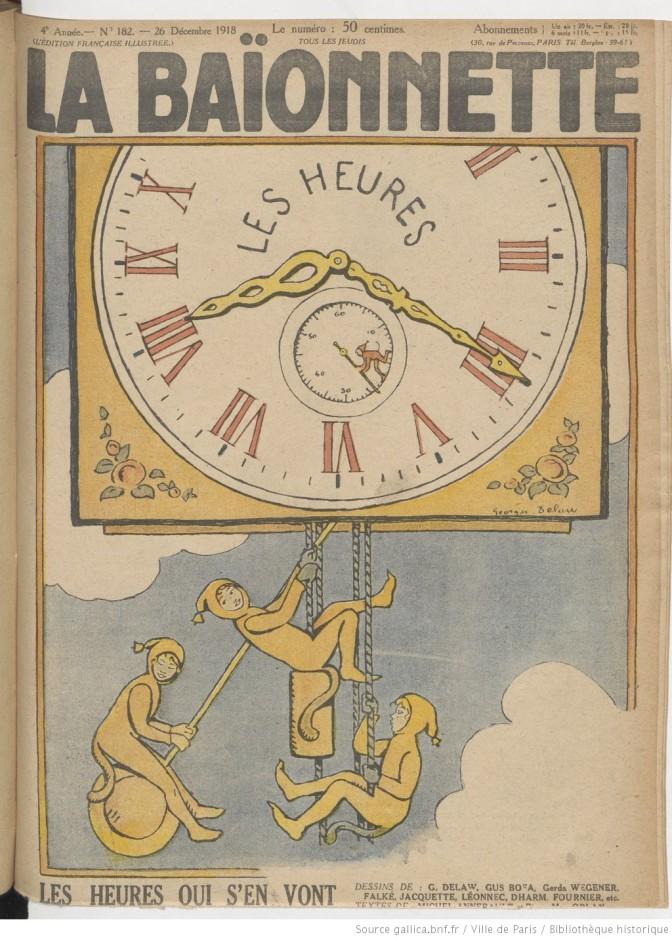 1607/26 décembre 1918