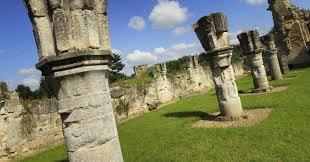 Samedi 27 juin visite de l'abbaye de Vauclair (02)