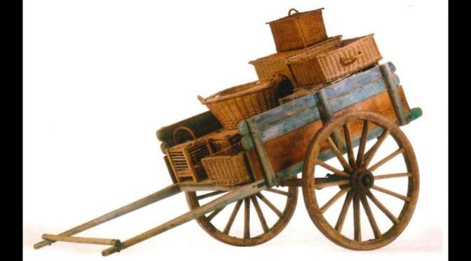 Exposition à Vassogne (Aisne) : «Transports d'exode (1914-1920)»