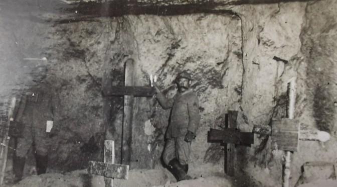 CRAONNE:des opérations de sondage au tunnel de Winterberg