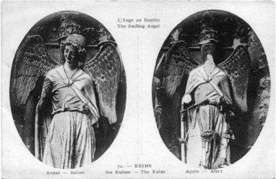 En juin à Reims: expo 1914-1918, le patrimoine s'en va en guerre