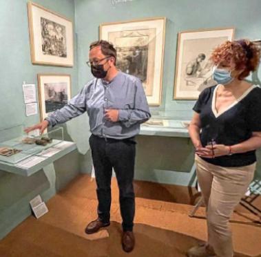 Expo sur la grande guerre au musée le vergeur (reims)